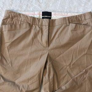 Limited khaki Drew fit pant